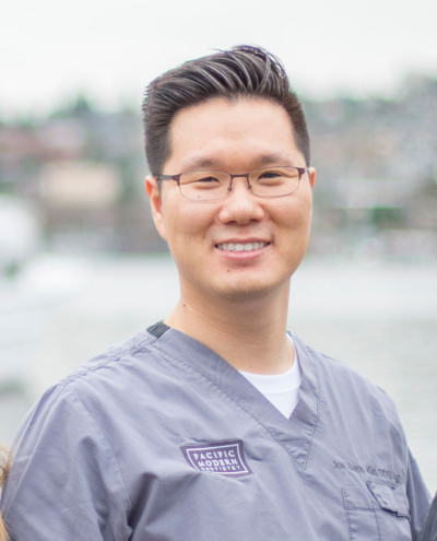 Dr. Jae Seon(Jason) Kim at Pacific Modern Dentistry