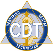 Certified Dental Technician logo