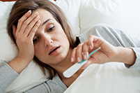 Does a High Fever Cause Damage to Your Teeth?